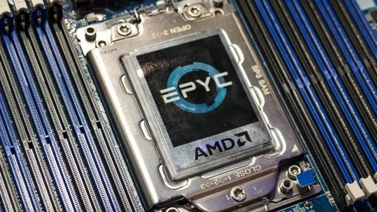 AMD EPYC PROCESSORS RAISES THE BAR