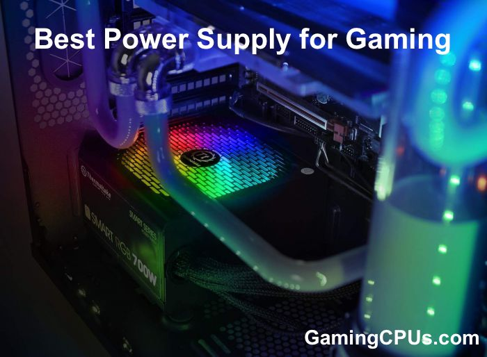 power supply gaming