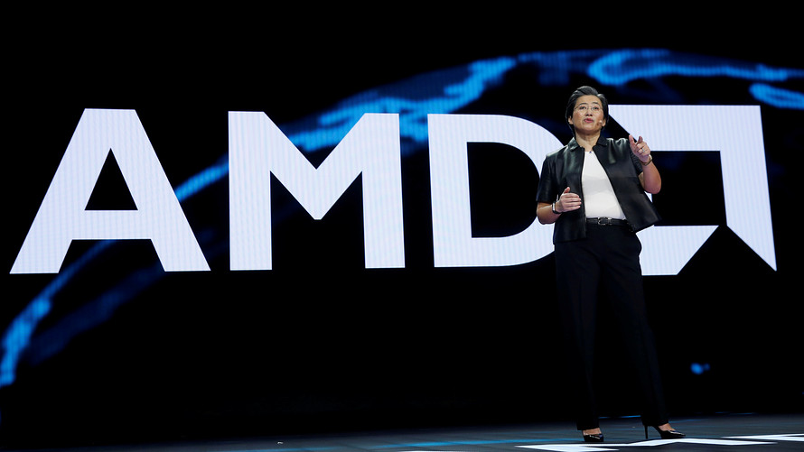 AMD Launches New 64-core Rome Chip