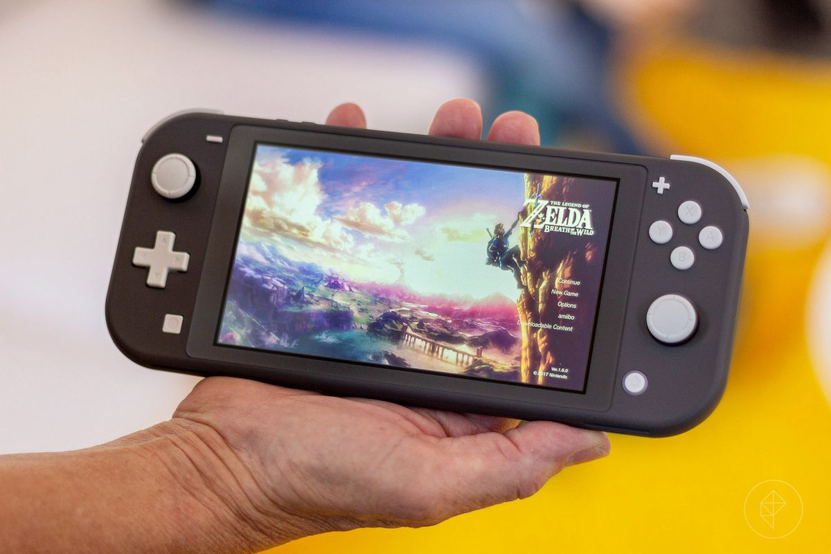 Nintendo Switch Lite Facing the Same Issue Original Switch had Experienced