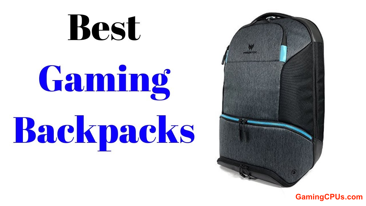 gaming backpacks