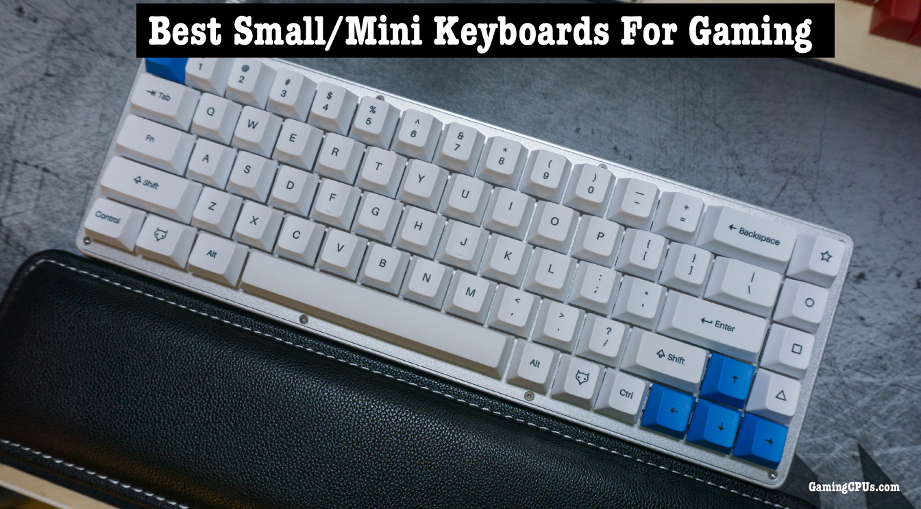 small mini gaming keyboard