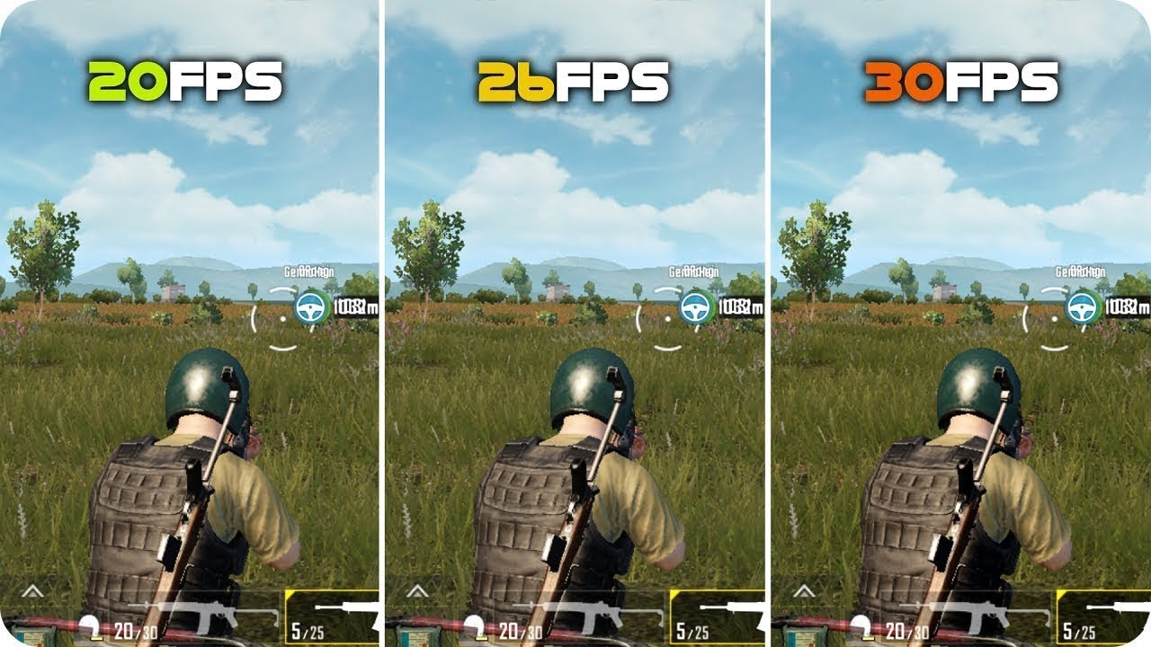 What Is The Best Fps Frames Per Second For Gaming Gaming Cpus
